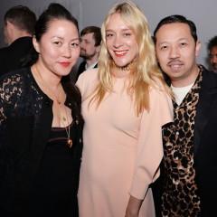 Chloe Sevigny Joined Creative Time To Toast Opening Ceremony's Humberto Leon & Carol Lim