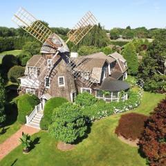 Robert Downey Jr. Buys Almost Too Quaint East Hampton Windmill Cottage
