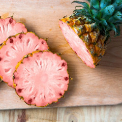 Pink Pineapples Are A Thing Now & We're Obsessed