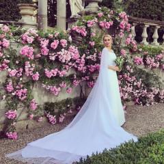 How A Fashion Editor Gets Married: Inside Isabel Wilkinson's Italian Wedding