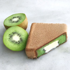 These Kiwi Sorbet Bars Are The Dessert Of The Summer