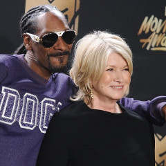 Martha Stewart Dishes On The Worst Date She's Ever Been On