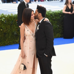 The Weeknd's Lessons In PDA