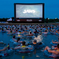Floating Screenings Of