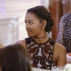 Inside Sasha Obama's Red Hot Sweet 16