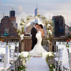 10 Stunning Rooftop Venues For The Perfect NYC Wedding