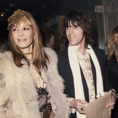 Remembering Anita Pallenberg, The Original Rock 'N' Roll Muse