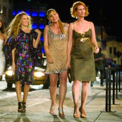 Stages Of Your Friday Night, As Told By Sex & The City