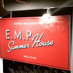 EMP Summer House Opens With A Semi-Bang