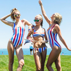 A Look Back At Taylor Swift's Iconic Fourth Of July Parties