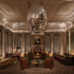 The 11 Coolest Hotel Bars In The World