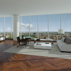 This $50.9 Million Penthouse On Billionaires' Row Is The Biggest Foreclosure In NYC History