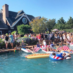 16 Wet & Wild Hamptons Instagrams From 4th Of July Weekend