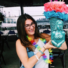 This Giant Mermaid Margarita Is Bigger Than Your Head