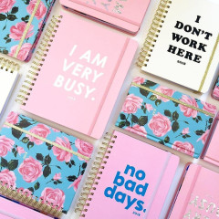 5 Quirky Agendas To Help Get Your Life Together
