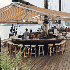 Booze With Views: The 10 Best Waterfront Bars In NYC