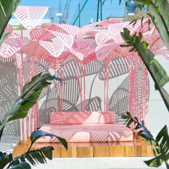 Inside The New Pink Poolside Oasis At The Beverly Hills Hotel