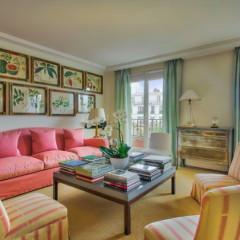 Inside Lee Radziwill's $4 Million Parisian Pied-à-Terre