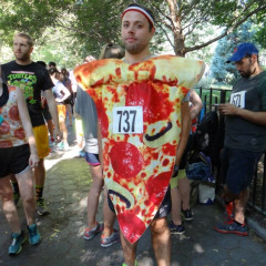 Of Course There's A 5K Pizza Run In Brooklyn