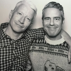 Anderson Cooper & Andy Cohen Are Legit Best Friend Goals
