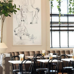 6 Chic Cafes To Refuel Between Shows This NYFW