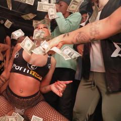 Strippers Take Fashion Week At The Richardson x PornHub Collaboration