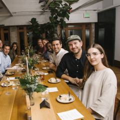 Inside Maven's Intimate Dinner For Tech Insiders & Innovators