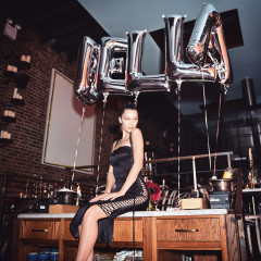 How Bella Hadid Celebrated Her 21st Birthday In NYC