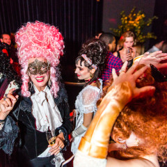 Inside NYC's Most Over-The-Top High Society Halloween Parties