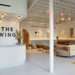 Navigating The Curious Clubhouse Of Powerful Women At The Wing Soho
