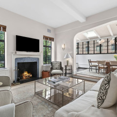 Jon Hamm's $15,000-A-Month Uptown Penthouse Is Classy AF