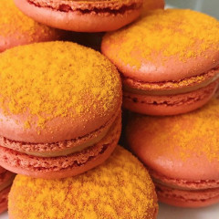 Would You Try Cheetos Macarons?