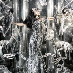 Behold The Magic That Is Bergdorf's Holiday Windows