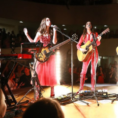 HAIM Headlined The Guggenheim's #GIG2017 Pre-Party In Dior