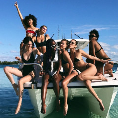 Kendall Jenner & Bella Hadid Had An It Girl Getaway In The Bahamas