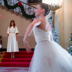 Melania Trump's Guide To Celebrating Christmas
