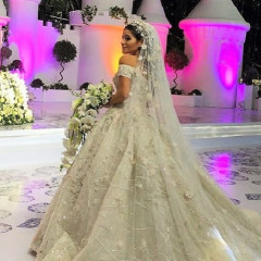 When A Russian Oligarch's Niece Gets Married...