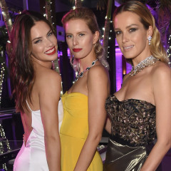 Adriana Lima & Chopard Host A Creatures Of The Night Dinner In Miami