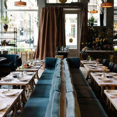 Roman & Williams Guild: Your First Look At The Chic Flagship Store & Restaurant