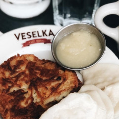 An Ode To Veselka, Iconic East Village Eatery