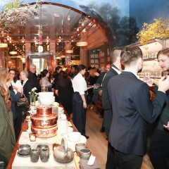 The Roman and Williams Guild Opens With A Chic Bash