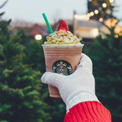 9 Festive Starbucks Drinks You Can Only Get During The Holidays