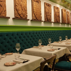 Gucci Just Opened A Stylish New Restaurant