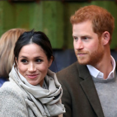 A Movie About Meghan Markle & Prince Harry Is Already In The Works
