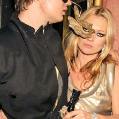 How To Party Like Kate Moss