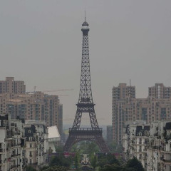There's A Chinese City Designed Exactly Like Paris...