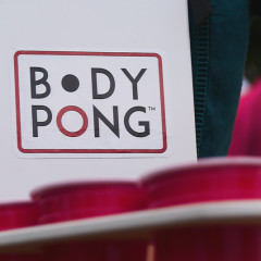 Body Pong Is A Thing Now (& It's Not As Gross As It Sounds)