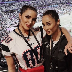 All The Celebrities At The 2018 Super Bowl