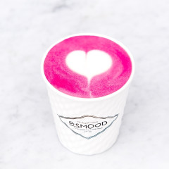 A (Healthy!) Red Velvet Latte Is Launching In NYC This V-Day