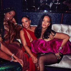 Inside Rihanna's Wild 30th Birthday Party In NYC